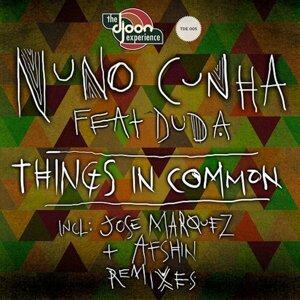 Nuno Cunha 歌手頭像