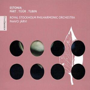 Paavo Järvi/Stockholm Philharmonic Orchestra 歌手頭像