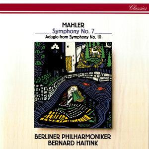 Bernard Haitink, Berliner Philharmoniker 歌手頭像