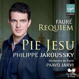 Paavo Järvi/Philippe Jaroussky/Matthias Goerne/Choeur de l'Orchestre de Paris/Orchestre de Paris 歌手頭像