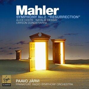 Paavo Järvi/Natalie Dessay/Alice Coote/Frankfurt Radio Symphony Orchestra 歌手頭像
