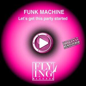 Funk Machine 歌手頭像