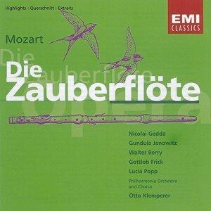 Otto Klemperer/Philharmonia Orchestra/Philharmonia Chorus/Gundula Janowitz/Nicolai Gedda 歌手頭像