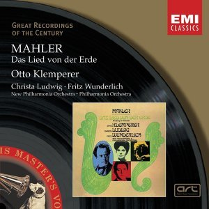 Otto Klemperer/Christa Ludwig/Fritz Wunderlich 歌手頭像