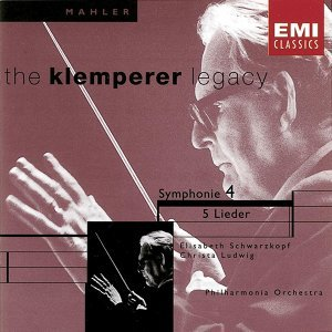 Otto Klemperer/Elisabeth Schwarzkopf/Christa Ludwig/Philharmonia Orchestra 歌手頭像