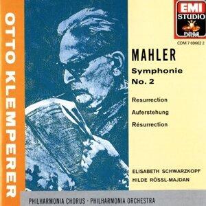 Otto Klemperer/Elisabeth Schwarzkopf/Philharmonia Orchestra 歌手頭像