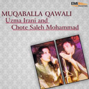 Uzma Irani, Chote Saleh Mohammad 歌手頭像