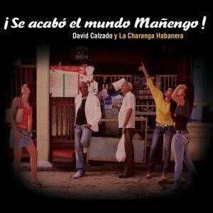 David Calzado, La Charanga Habanera 歌手頭像