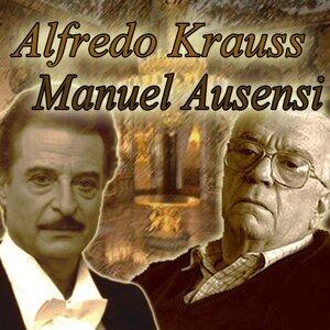 Alfredo Kraus, Manuel Ausensi 歌手頭像