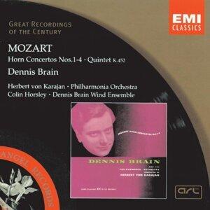 Philharmonia Orchestra/Herbert von Karajan/Dennis Brain 歌手頭像
