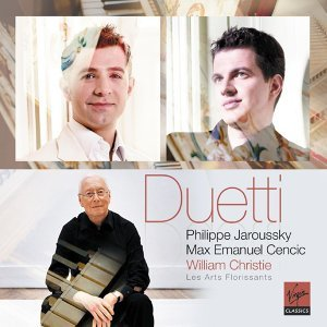 Philippe Jaroussky/William Christie/Max Emanuel Cencic/Les Arts Florissants 歌手頭像