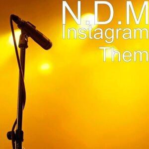 N.D.M 歌手頭像