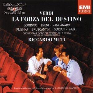 Placido Domingo/Mirella Freni/Riccardo Muti/Giorgio Zancanaro 歌手頭像