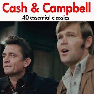 Johnny Cash & Glen Campbell 歌手頭像