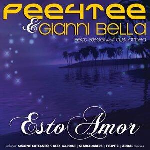 Pee4tee, Gianni Bella 歌手頭像