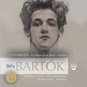 Gérard Poulet, Michel Lethiec, Noël Lee, Régis Pasquier 歌手頭像