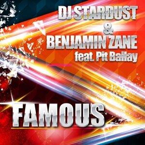 DJ Stardust, Benjamin Zane 歌手頭像