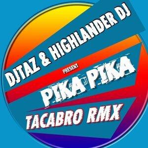 DJ Taz, Highlander DJ 歌手頭像