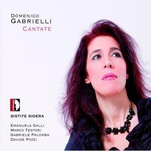 Sistite Sidera, Emanuela Galli, Marco Testori, Gabriele Palomba, Davide Pozzi 歌手頭像