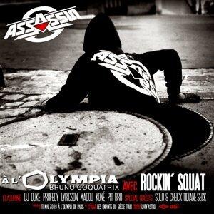 Assassin, Rockin' Squat 歌手頭像