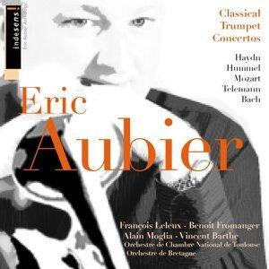 Eric Aubier, Vincent Barthe, Orchestre de chambre national de Toulouse 歌手頭像