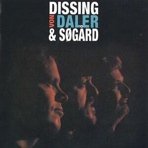 Povl Dissing/John Von Daler/Christian Søgård 歌手頭像