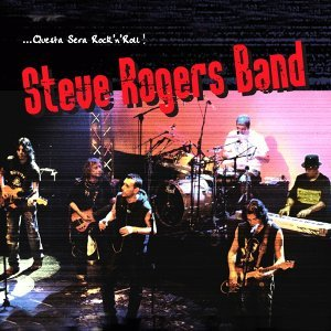 Steve Rogers Band 歌手頭像