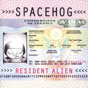 Spacehog (太空豬合唱團)