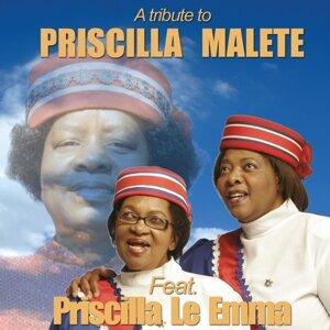 Pricilla Malete Feat Priscilla Le Emma 歌手頭像