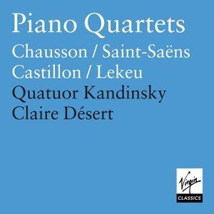 Quatuor Kandinsky/Claire Désert 歌手頭像