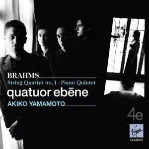 Quatuor Ébène/Akiko Yamamoto 歌手頭像