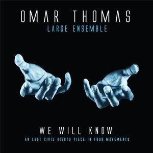 Omar Thomas Large Ensemble 歌手頭像