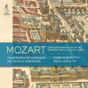 Orquestra de Cadaqués, Sir Neville Marriner, Jaime Martín, Bryn Lewis 歌手頭像