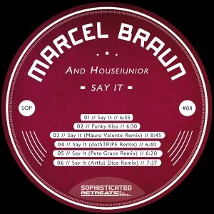 Marcel Braun, Housejunior 歌手頭像