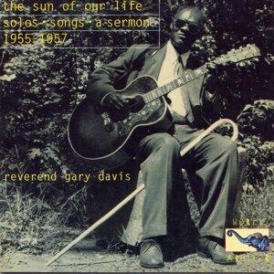 Reverend Gary Davis 歌手頭像