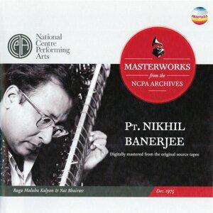 Nikhil Banerjee, Anindo Chatterjee 歌手頭像