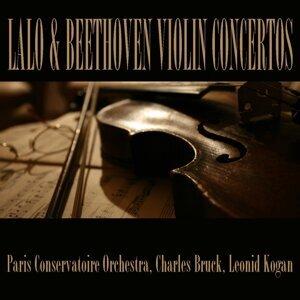 Paris Conservatoire Orchestra, Charles Bruck, Leonid Kogan, Paris National Symphony Orchestra, Alexander Gauk 歌手頭像