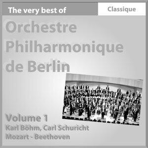 Orchestre Philharmonique de Berlin 歌手頭像