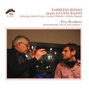Fabrizio Bosso, Gianni Basso 歌手頭像