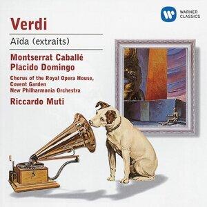 Riccardo Muti/Montserrat Caballé/Placido Domingo 歌手頭像