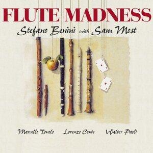 Stefano Benini Quartet With Sam Most 歌手頭像