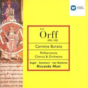 Riccardo Muti/Arleen Augér/John van Kesteren/Jonathan Summers 歌手頭像