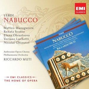 Riccardo Muti/Matteo Manuguerra/Renata Scotto/Elena Obraztsova/Veriano Luchetti/Nicolai Ghiaurov 歌手頭像