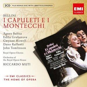 Riccardo Muti/Agnes Baltsa/Edita Gruberova/Gwynne Howell/Dano Raffanti/Sir John Tomlinson 歌手頭像