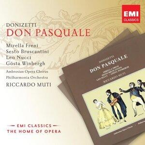 Riccardo Muti/Mirella Freni/Sesto Bruscantini/Leo Nucci/Gösta Winbergh 歌手頭像