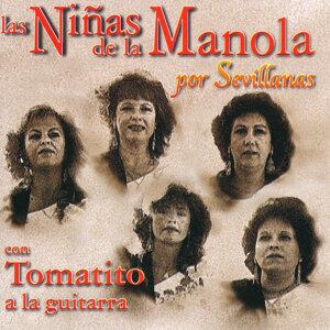 Las Niñas de la Manola 歌手頭像
