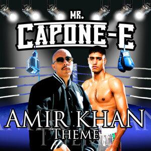 Mr. Capone-E feat. Amir Khan 歌手頭像