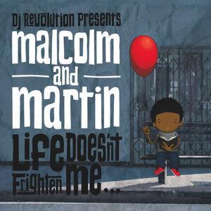DJ Revolution presents Malcolm and Martin 歌手頭像