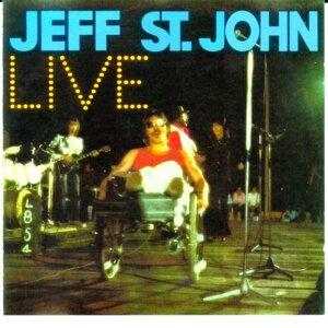 Jeff St. John, Jeff St. John & The Embers 歌手頭像