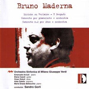 Orchestra Sinfonica G.Verdi, Sandro Gorli 歌手頭像